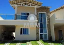 Vendo casa em condomínio em Fortaleza com 160 m², 4 suítes e 3 vagas. R$ 550.000,00
