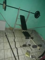 Máquina musculação