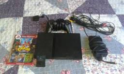 Vendo PlayStation 2 r$ 170 reais