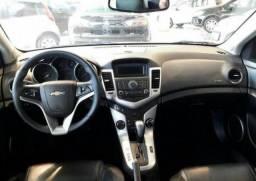 Chevrolet cruze 1.8 lt sport6 16v flex 4p automático 2012 cor branca {COD0022} - 2012
