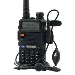 Rádio Comunicador Ht Baofeng Uv-5r Dual Band Uhf Vhf