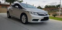 Honda civic lxs 1.8 automatico 2014 otimo estado - 2014