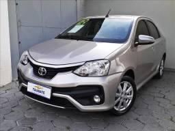 TOYOTA ETIOS 1.5 XLS SEDAN 16V FLEX 4P AUTOMÁTICO - 2018