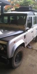 Land Rover defender 110 - 1999