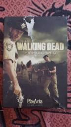 BOX DVD - Walking Dead - Segunda temporada