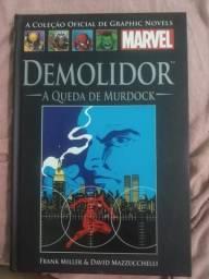 HQ Demolidor a queda e Murdock