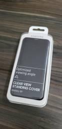 Capa Original Clear View Standing Galaxy S9 - Celular Samsung S9