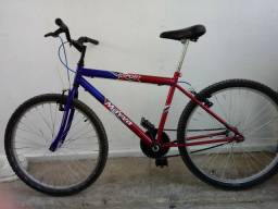 Bicicletas aro 26, estado de Nova sem marcha 300 ea com marcha 350