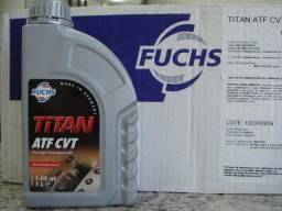 Óleo Câmbio Automático Fuchs Titan Atf CVT Sintético