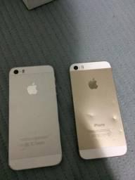 Retirada de peças iPhone sucata