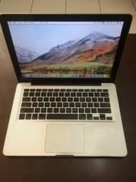 MacBook Pro 13 - 2010 - 2,4 GHz Intel Core 2 Duo -Memória 4 GB - Nvidia GeForce 320M 256