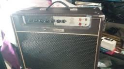 Amplificador valvulado Acedo