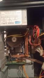Computador cpu. somente a cpu