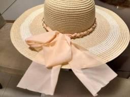 Chapéu de Praia Novo Sofisticado