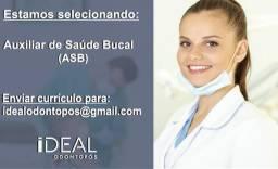 Vaga Auxiliar de Saúde Bucal