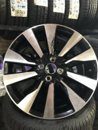 Roda Nissan kicks aro 17 Nova apenas 1 peça