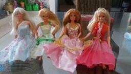 Coleção Raridade Anos 90' Molde De 1966 - Bonecas Barbie Mattel