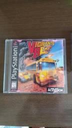 Vendo jogos relíquias do ps1 para PS2