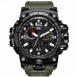 Relógio Masculino Esportivo Estilo G-shock - a prova d'água