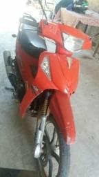 Moto kasinski 2010/2011 baixada detran sem placa aceito cartao - 2010