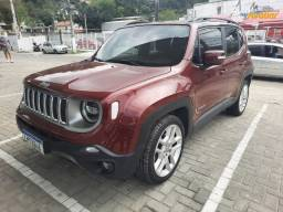 Renegade 1.8 Limited At 2019 16.500kms - Impecável