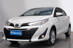 Toyota yaris 2019 1.3 16v flex xl manual