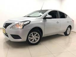 Nissan versa 2018 1.6 16v flex sv 4p manual