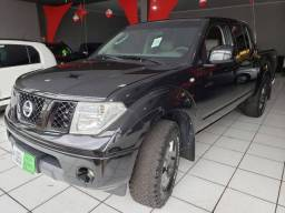 FRONTIER 2009/2010 2.5 SE 4X4 CD TURBO ELETRONIC DIESEL 4P MANUAL