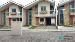 Casa com 3 dormitórios para alugar, 176 m² por R$ 2.509,00/mês - Precabura - Eusébio/CE