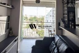 Apartamento à venda com 1 dormitórios em Vila prudente, São paulo cod:4731