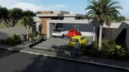 Maravilhosa casa 3 suítes com piscina no CONDOMÍNIO ESTÂNCIA QUINTAS DA ALVORADA