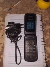 Celular simples Samsung