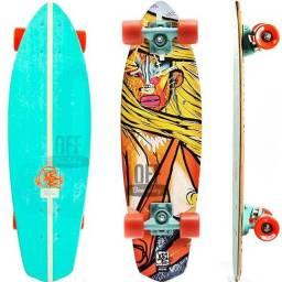 Skate Cruiser Kronik maple Jorge Galvão Art Project