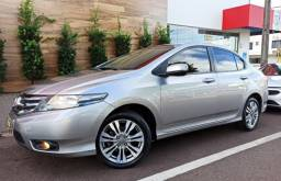 Honda\City 1.5 LX Aut - Seminovo - 2014