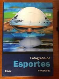 Livro Fotografia de Esportes