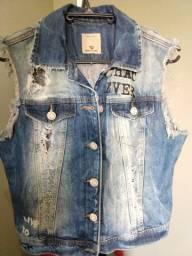 Lindo colete Jeans Damyller