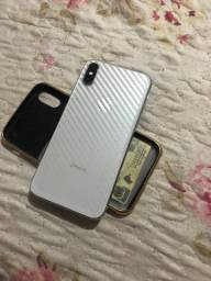 IPhone X troco por veículo