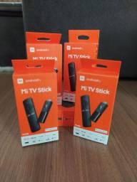 Mi TV Stick - Configurado com canais