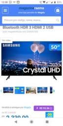 "Smartv Samsung 4K 50"" LED"