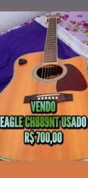 VIOLÃO( USADO) EAGLE CH889NT FOLK