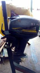 Motor de popa 15hp yamaha