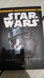 Livro Star Wars Legends: Troopers Da Morte