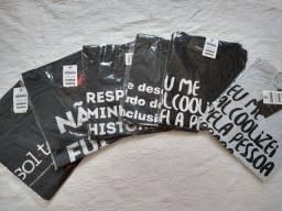 Camisas T-shirt Masculinas