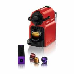 Máquina Nespresso Inissia Ruby Red *Nova* * C/ Nota Fiscal