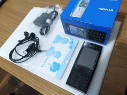 Nokia X2-00 Desbloqueado - Original ( Excelente p Idoso )  chama alto