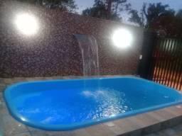 Casa praia com piscina!