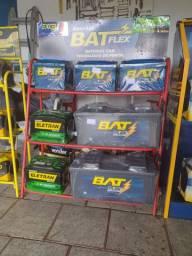 Venda baterias novas e semi novas
