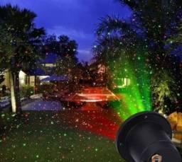 Projetor De Luz Laser Bivolt Natal