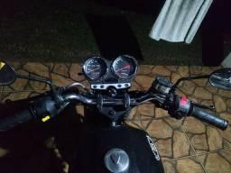Moto yes em peças