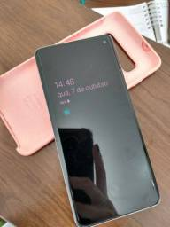 Samsung s10 branco 128gb